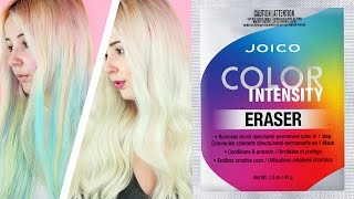 Joico Color ERASER Review + Demo! | by tashaleelyn