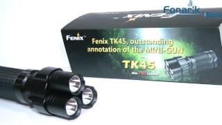 Fenix TK45 (R5) - відео 1