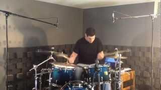 Chevelle - Revenge ( Drum Cover )