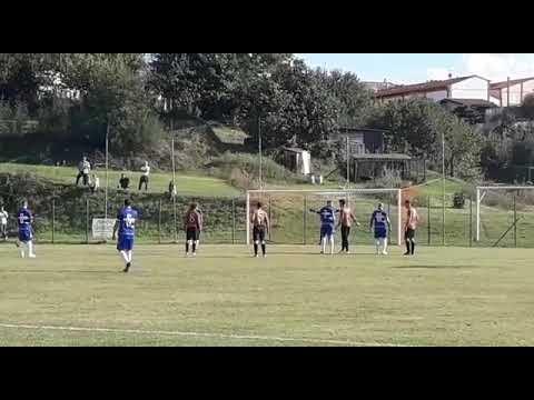 immagine di anteprima del video: Capanne Calcio - Saline rigore parato da Doveri