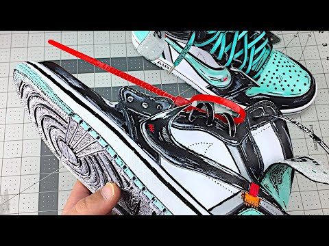 736f5db6a320 HOW TO  Make Cartoon Custom Kicks Tutorial DIY. Angelus Products. Video  Thumbnail of How to Properly Prep Your Adidas Ultraboost or NMDs ...