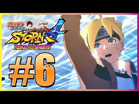 Fin de L'histoire - Naruto Storm 4: Road To Boruto