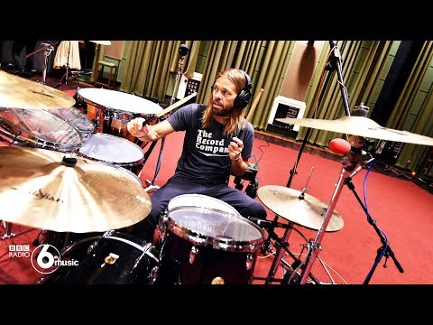 Taylor Hawkins drumming masterclass presented by BBC Radio 6 Music (2019)
