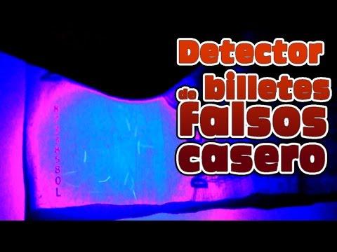 Convierte tu celular en un detector de billetes falsos │ Luz UV Casera│ │ Experimento Fácil