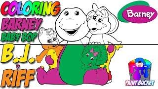 barney baby bop bj riff - मुफ्त ऑनलाइन