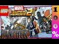LEGO Marvel Super Héroes 2 FR  DLC 100% Pack Bienvenue Dans La Jungle