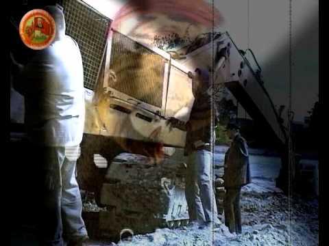 EXCAVATOR HAMMER TERROR (totalitný režim)