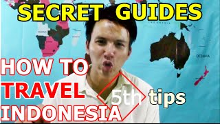 HOW TO TRAVEL IN INDONESIA-BALI [CHEAPEST]