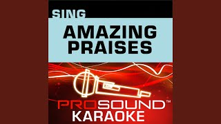 I Pledge Allegiance To The Lamb (Karaoke with Background Vocals) (In the Style of Ray Boltz)
