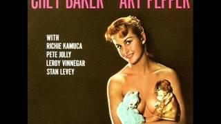 Chet Baker & Art Pepper Sextet - Minor Yours (1st version)