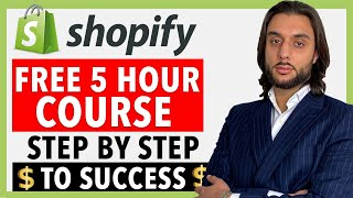 FREE Shopify Dropshipping Course | COMPLETE A-Z BLUEPRINT 2020