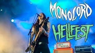 "MONOLORD   ""Empress Rising"" Live @ Hellfest 2018 (Desert Rock.com)"