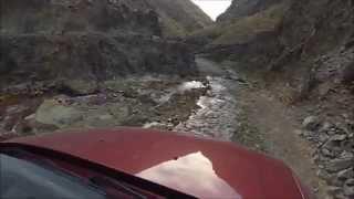 preview picture of video 'Ascenso a la Mejicana, Famatina, La Rioja con Renault Duster 4x4'