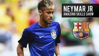 Neymar JR -Amazing Skills - 2015