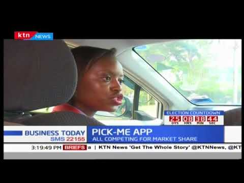 Pick-Me app makes an entry into the e-hailing taxi market