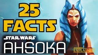 25 Facts From Ahsoka - Star Wars Explained