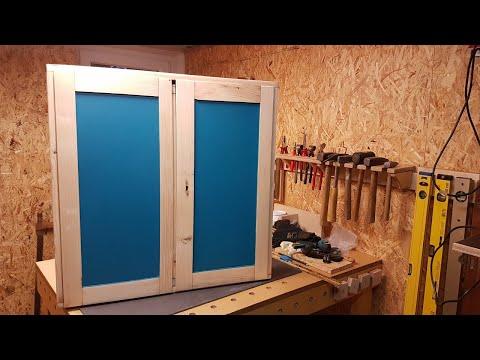 Ordnung in der Werkstatt - Restauration Werkzeugschrank - Teil 2