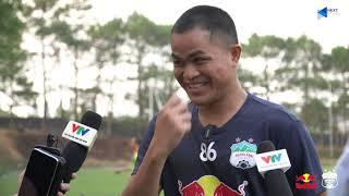 Phỏng vấn   Dụng Quang Nho và Kim Dong-Su nói gì trước trận gặp Hà Nội?   HAGL Media