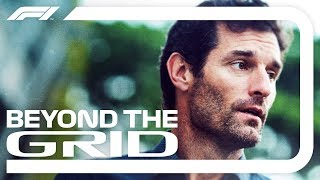 Mark Webber Interview | Beyond The Grid | Official F1 Podcast