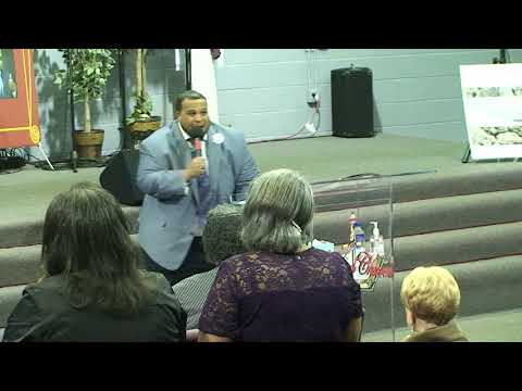 November 12, 2017 Praise Break - Pastor Robert Scarborough III