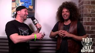 Andrew Stockdale of Wolfmother - Live Interview