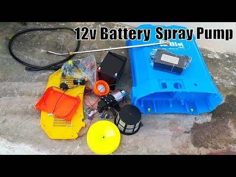 Battery Spray Pump at Best Price in India