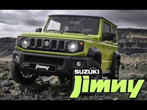 2019 Suzuki Jimny - Off-road Test Drive