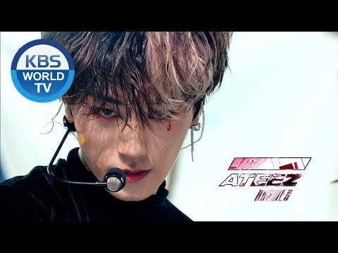 ATEEZ - Answer [Music Bank / 2020.01.17]