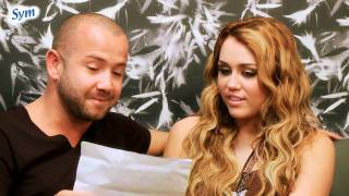 Miley Cyrus Festa no Brasil Versão Completa - Promoção Eu Quero Sym