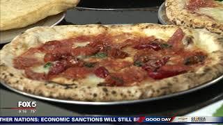 Authentic Italian Pizza with Varuni Napoli