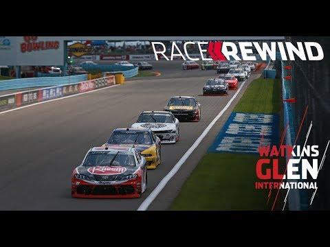 Race Rewind: Xfinity Series at Watkins Glen in 15