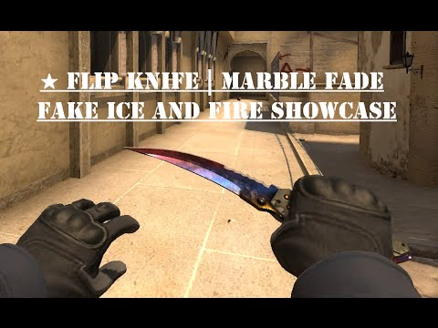 Flip Knife Fade