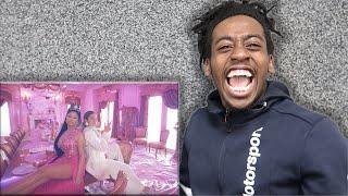{Reaction} KAROL G, Nicki Minaj - Tusa