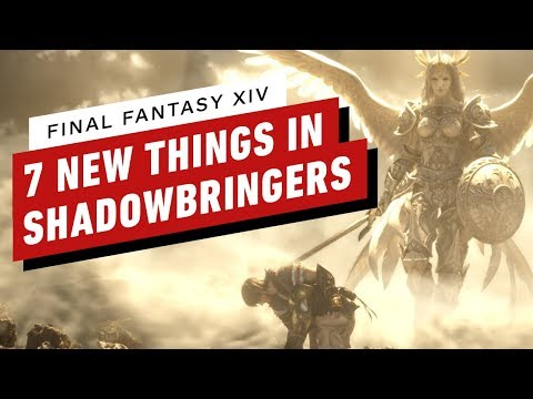 7 New Things in Final Fantasy XIV: Shadowbringers