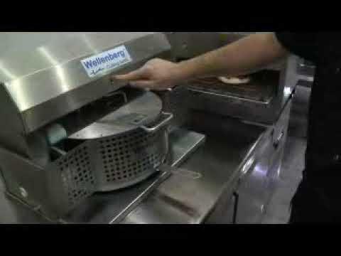Pizza cutter / Pizzaschneider