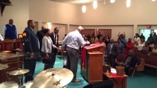 Youth Pastor Chris Foster (Davenport, IA)