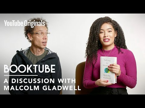 Rapid Fire Questions with NYT#1 Author Malcolm Gladwell