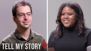 Can They Look Past Their Different Opinions on Bisexuality? | Tell My Story Blind Date