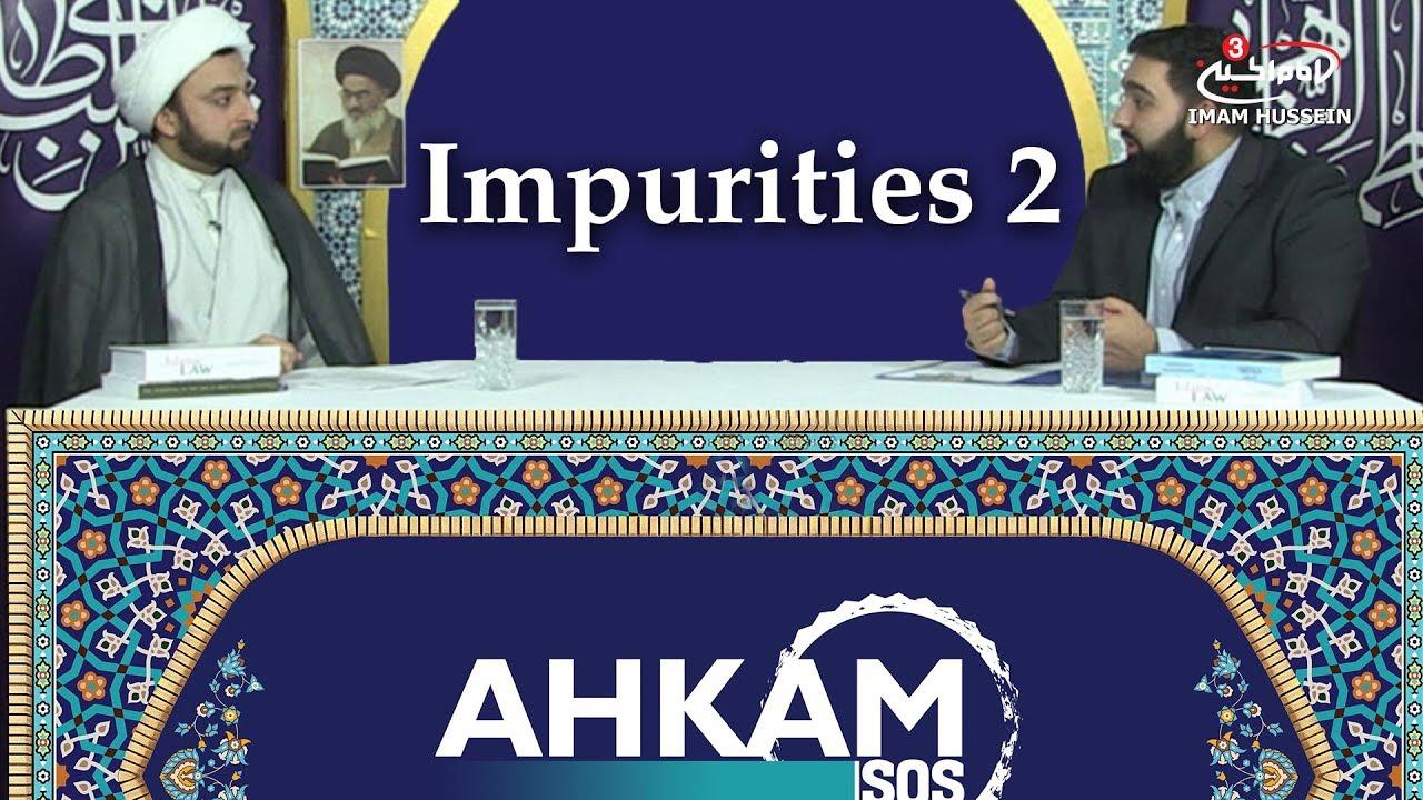 How do we purify an item? | Impurities
