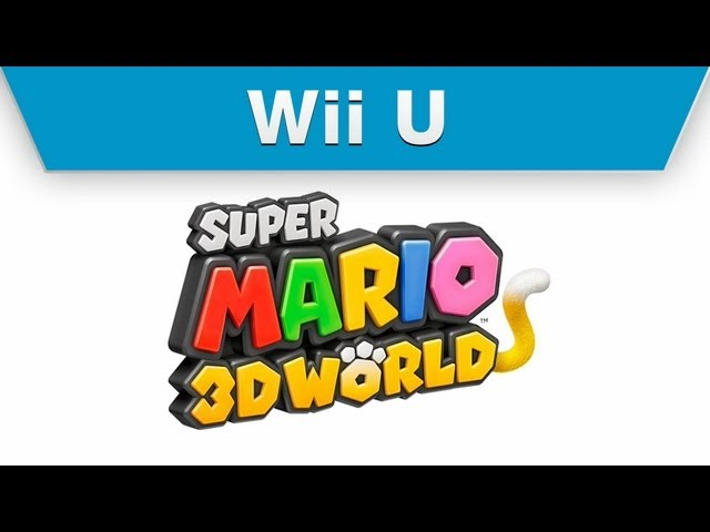 Super Mario 3D World preview: First play of Mario in 3D on Wii