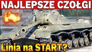 NAJLEPSZE Drzewka w World of Tanks - Jaka linia na START?