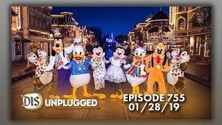 Disneyland Discussion + Looking Forward to 2019 | 01/28/19