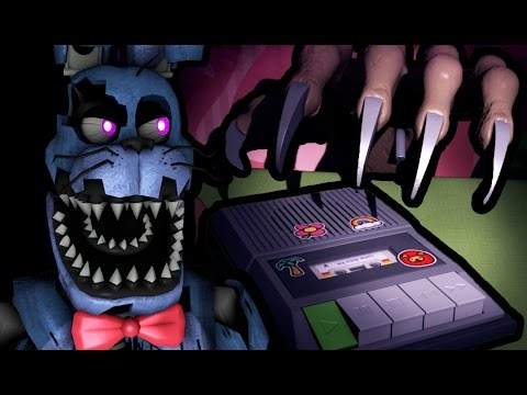 NIGHTMARE BONNIE PLAYS: Five Nights at Candy's 3 (Night 4) || THE DREAM TREES WILL SHOW YOU THE PATH