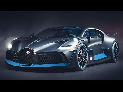 The Bugatti Divo | Top Gear