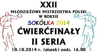 preview picture of video 'XXII MMP Sokółka 2014: ćwierćfinał II seria'