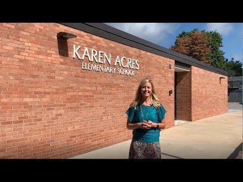 Lara Justmann Karen Acres Elementary Welcome