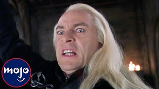 Top 10 Improvised Harry Potter Moments