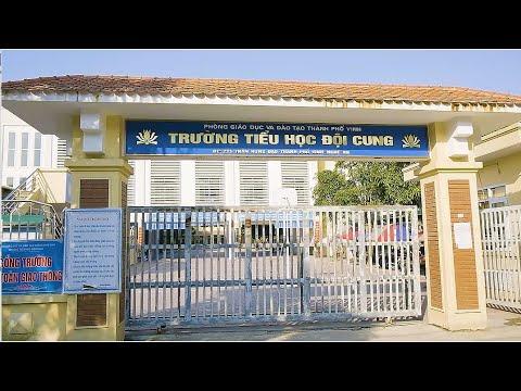 Trường Tiểu học Đội Cung - TP Vinh - Nghệ An