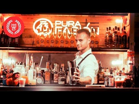 Advanced Flair Course - European Bartender School