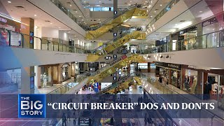 """""""Circuit breaker"""" dos and don'ts 